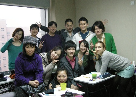 春休み中国語コース
